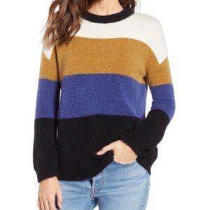 Rails Sylvie Honeycomb Multi Sweater